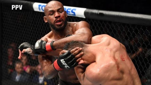 Jon Jones vs. Dominick Reyes (UFC 247)