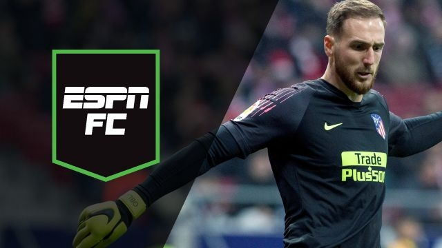 Mon, 4/29 - ESPN FC: Should Manchester United go after Oblak?