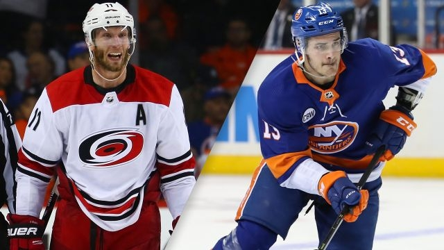 Carolina Hurricanes vs. New York Islanders