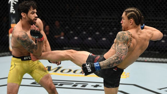In Spanish - UFC Fight Night (Early Prelims)