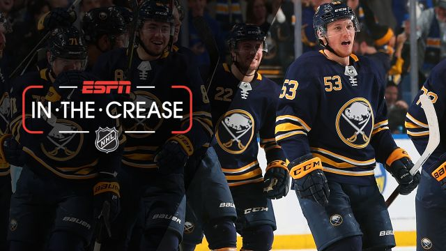 Tue, 11/27 - In the Crease: Sabres win 10th straight in OT