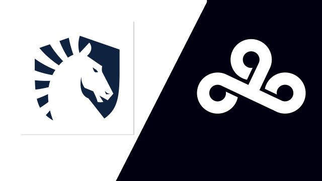 Team Liquid vs Cloud9