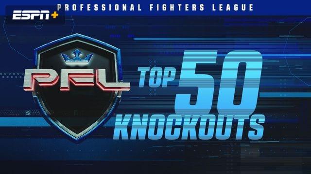 PFL Top 50 Knockout