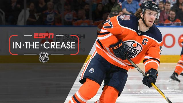 Mon, 1/14 - In The Crease: McDavid leads Oilers in rout of Sabres