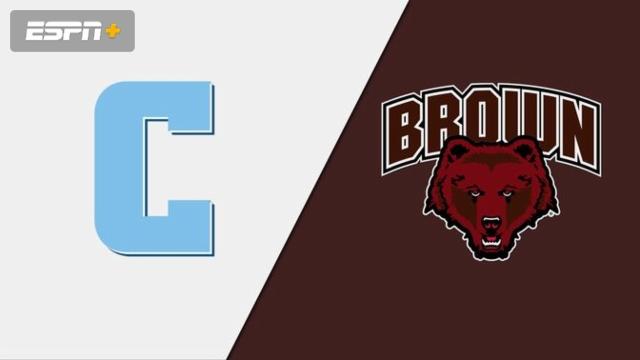 Columbia vs. Brown (W Basketball)