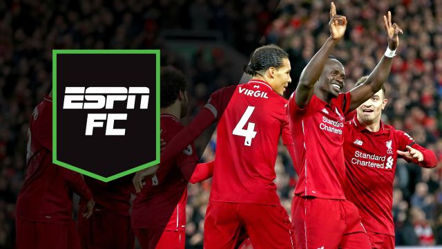 Sat, 12/29 - ESPN FC: Liverpool thrash Arsenal