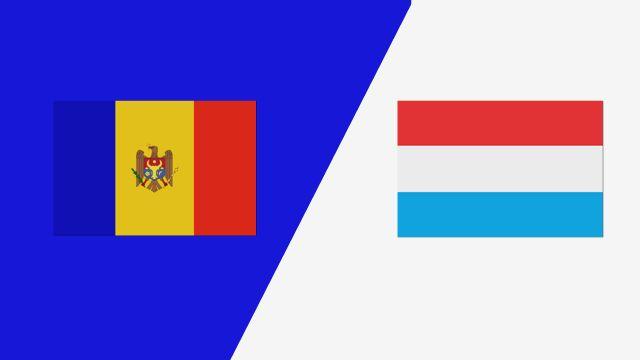 Moldova vs. Luxembourg