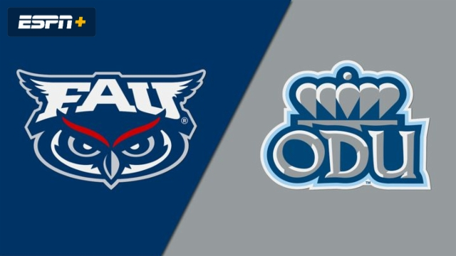 Florida Atlantic vs. Old Dominion (First Round, Game 1)
