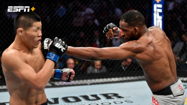 Neil Magny vs. Li Jingliang (UFC 248)