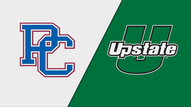 Presbyterian vs. USC Upstate (Softball)