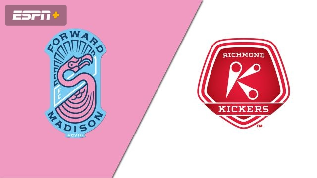 Forward Madison vs. Richmond Kickers (USL League One)
