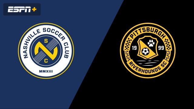 Nashville SC vs. Pittsburgh Riverhounds SC (USL Championship)