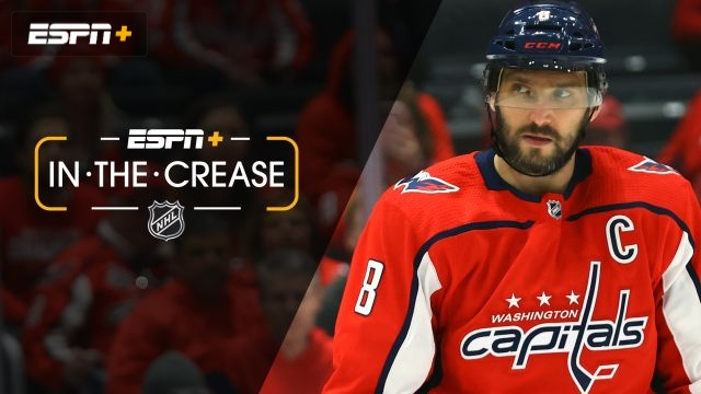 Tue, 1/14 - In the Crease: Ovechkin moves up scoring list