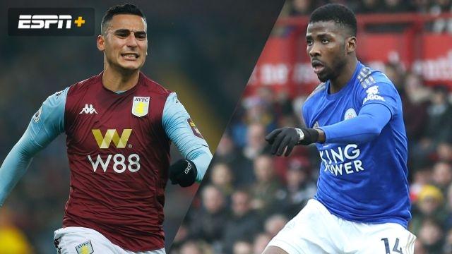 Aston Villa vs. Leicester City (Semi Finals - Leg 2) (Carabao Cup)