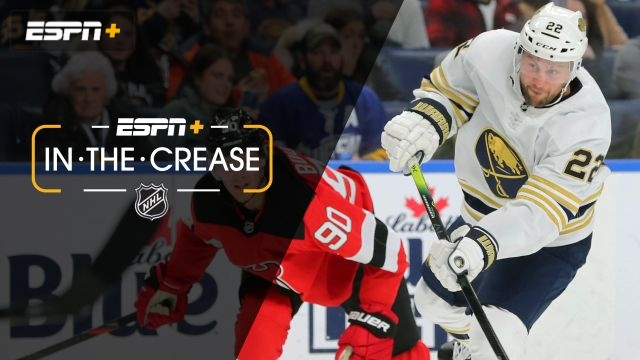 Tue, 12/3 - In the Crease: Sabres score five times in first period
