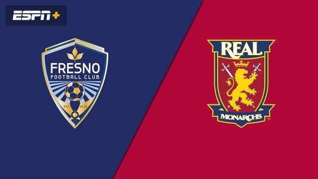 Fresno FC vs. Real Monarchs SLC (USL Championship)