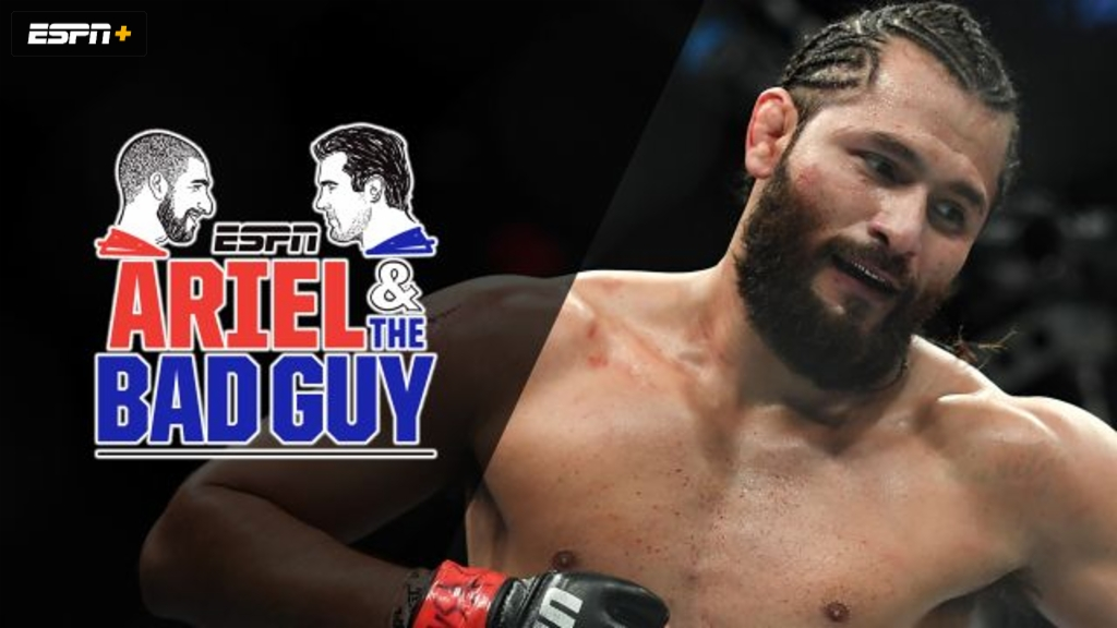 Wed, 11/6 - Ariel and the Bad Guy: What is next for Masvidal?