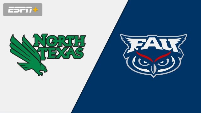 North Texas vs. Florida Atlantic (Championship) (W Soccer)
