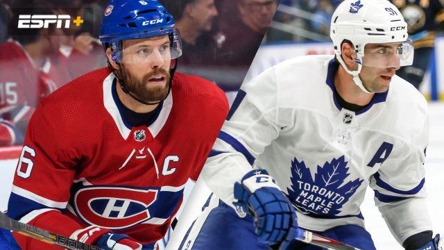 Montreal Canadiens vs. Toronto Maple Leafs