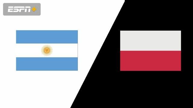 Argentina vs. Poland (Group Phase)