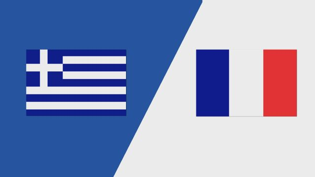 Greece vs. France (Group Phase)