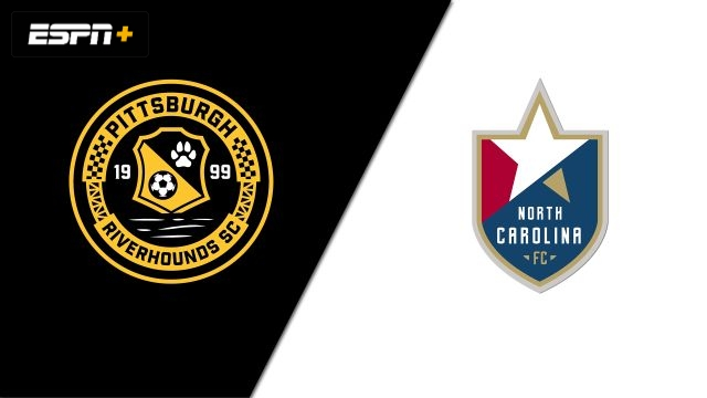 Pittsburgh Riverhounds SC vs. North Carolina FC (USL Championship)