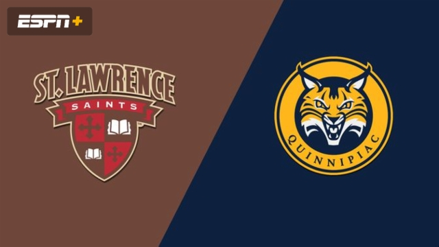 St. Lawrence vs. #15 Quinnipiac (M Hockey)