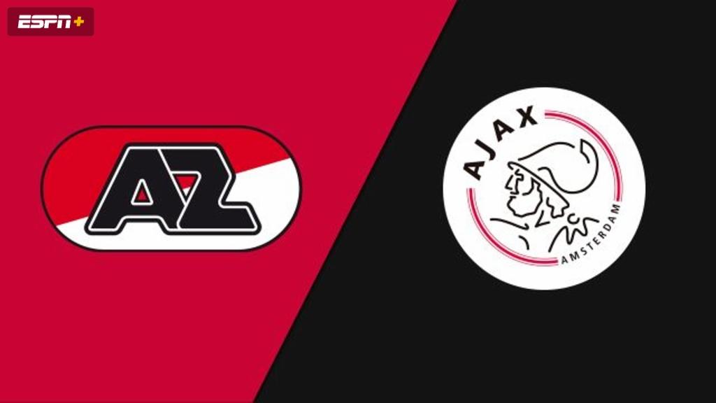 AZ Alkmaar vs. Ajax (Eredivisie)