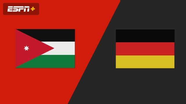 Jordan vs. Germany (Group Phase)