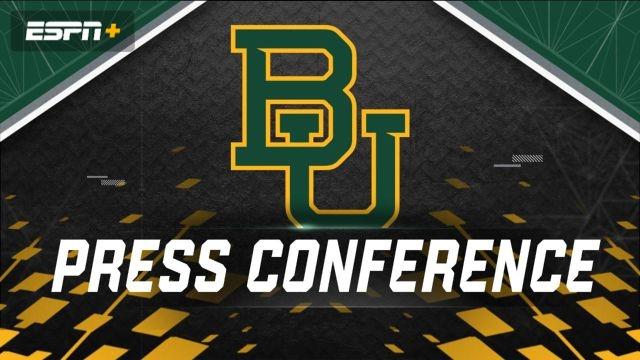 Matt Rhule Weekly Press Conference: Mack Rhoades Announcement