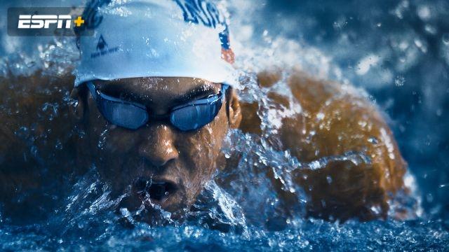 Evolution of Michael Phelps