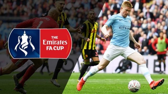 Sun, 5/19 - FA Cup Final Highlight Show: Man City seeks the treble