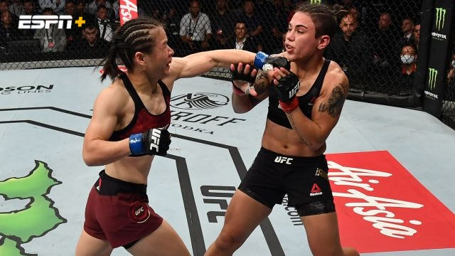 Jessica Andrade vs. Zhang Weili (UFC Fight Night: Andrade vs. Zhang)