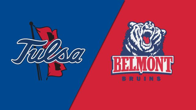 Tulsa vs. Belmont (W Basketball)