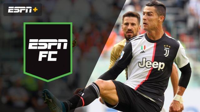 Sat, 9/28 - ESPN FC: Juve, SPAL spar in Turin