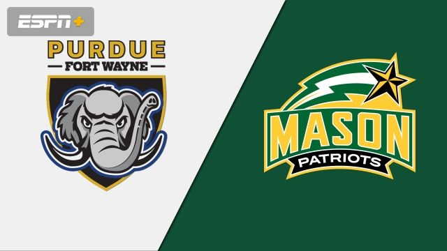 #11 Purdue Fort Wayne vs. #12 George Mason (M Volleyball)