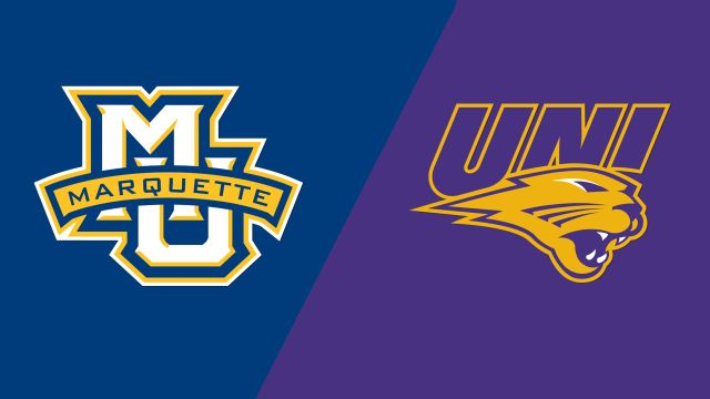 Marquette vs. Northern Iowa (W Volleyball)