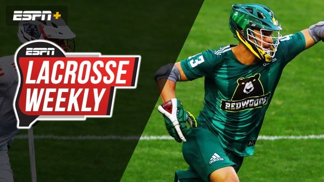 Tue, 9/17 - Lacrosse Weekly: Get to know Matt Landis