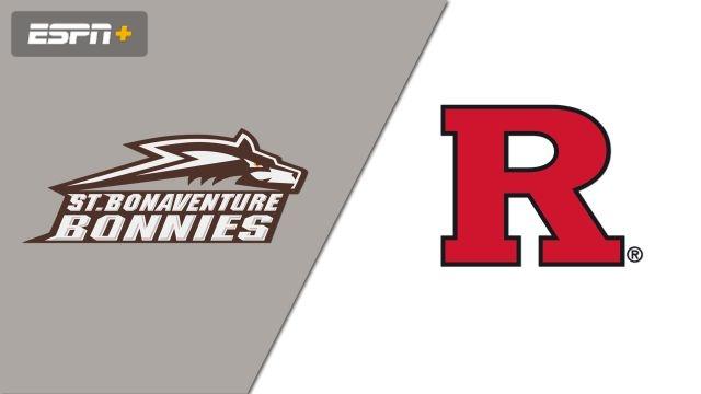 St. Bonaventure vs. Rutgers (M Basketball)