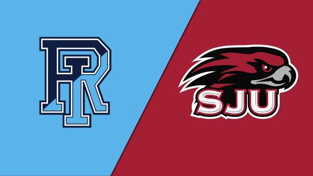 Rhode Island vs. Saint Joseph's (Softball)