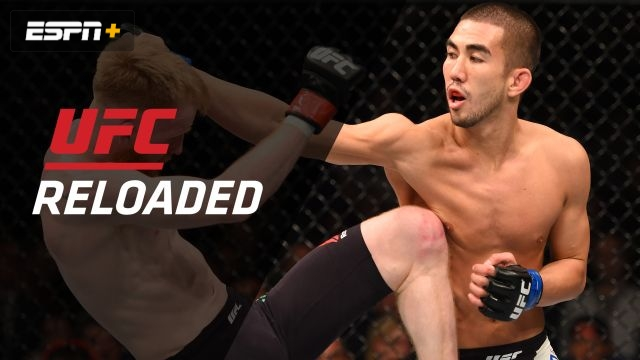 UFC Fight Night: Holohan vs. Smolka