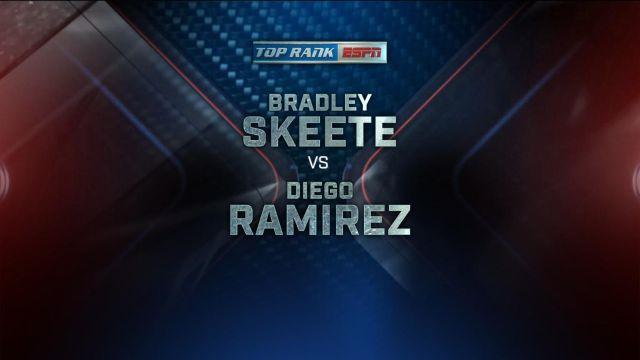Bradley Skeete vs. Diego Ramirez