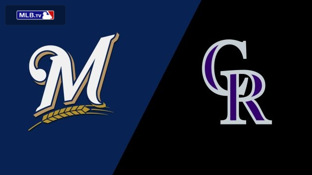 Milwaukee Brewers vs. Colorado Rockies