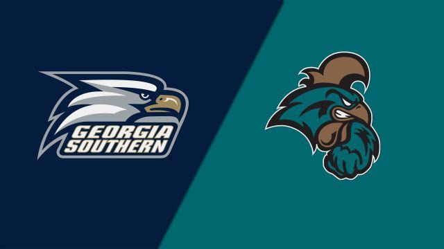 Georgia Southern vs. Coastal Carolina (M Basketball)