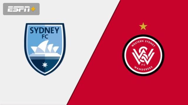 Sydney FC vs. Western Sydney Wanderers FC (A-League)