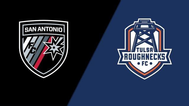 San Antonio FC vs. Tulsa Roughnecks FC (USL Championship)