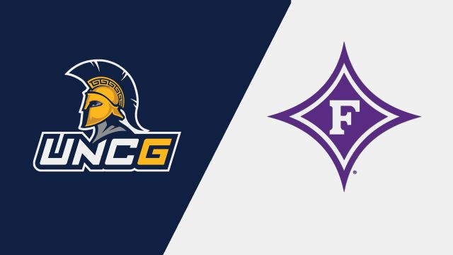 UNC Greensboro vs. Furman (M Basketball)