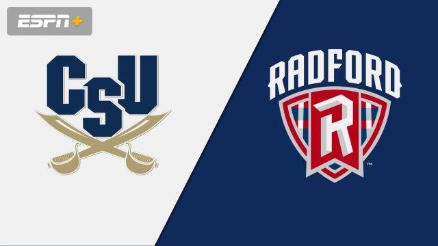 Charleston Southern vs. Radford (W Volleyball)