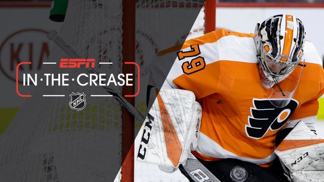 Mon, 1/28 - In the Crease: Carter Hart shines in Flyers' win