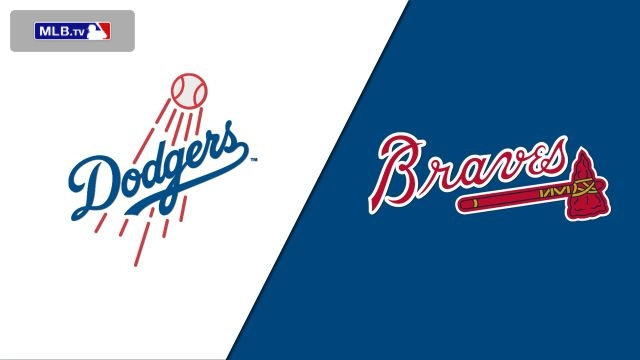 Los Angeles Dodgers vs. Atlanta Braves